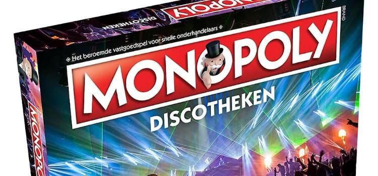 Wordt de Red & Blue een Monopoly discotheek?