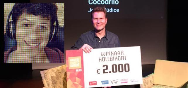 Spaanse kortfilm Cocodrilo wint Holebikort filmwedst...