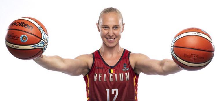 Ann Wauters stopt met basketbal na Olympische Spelen