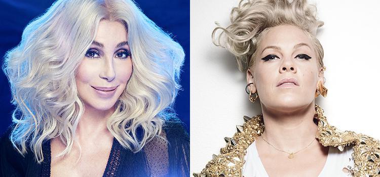 Cher wil dat Pink een nieuwe 'Dear Mr. President' sc...