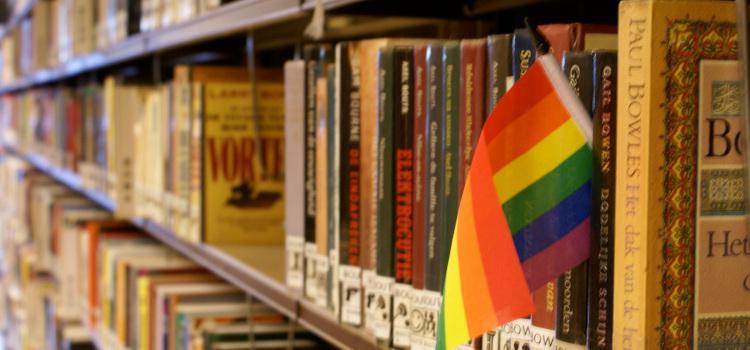 Vlaamse bibliotheken zetten LGBT-materiaal in de kijker