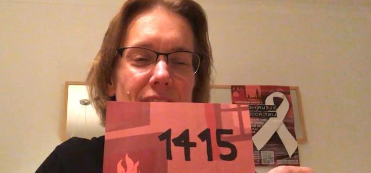 Regenbooghuis van Limburg verzamelt 1.415 postkaarten tijdens Wereld Aidsdag actie