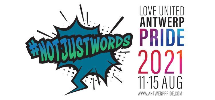 Antwerp Pride focust op online haat en onverdraagzaamheid