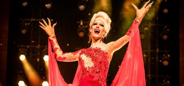Lola McQueen  in tweede studioshow Belgium's Got Talent