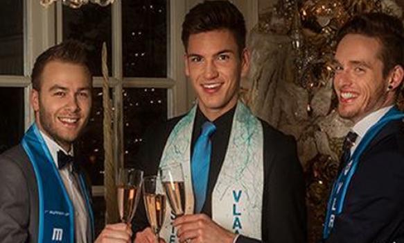Word jij de nieuwe Mister Gay Vlaanderen?