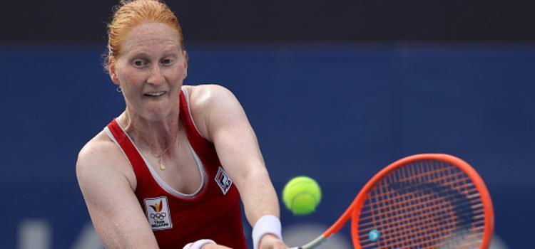 Olympische Spelen: Alison Van Uytvanck uitgeschakeld...