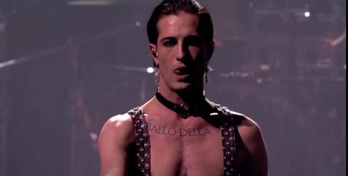 Italie wint Eurovisie Songfestival