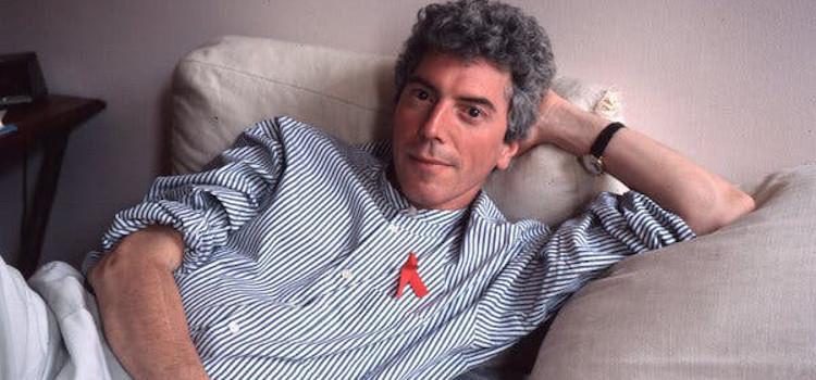 Bedenker van het aidslintje overleden