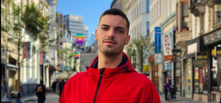 Elio De Bolle weg als coordinator bij The Belgian Pride