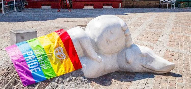 Ook volgend jaar een Antwerp Pride zonder grote evenementen en parade