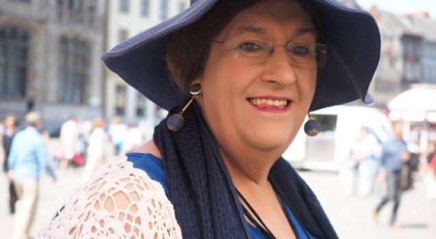 Transgenderactiviste Deborah Lambilotte krijgt eigen...