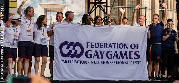 Acht steden weerhouden voor organisatie van Gay Games 2026