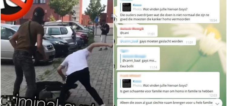 Homofobe chatgroep roept op tot geweld tegen holebi's en transgenders