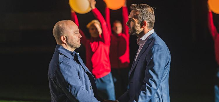 Gunther Levi en Sven de Ridder gaan trouwen in #LikeMe