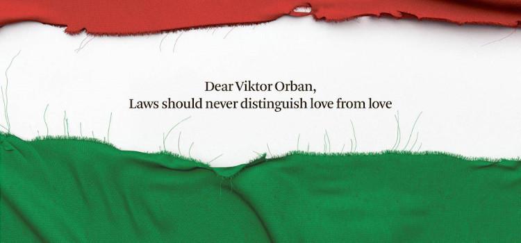 De Standaard bekritiseert Hongaarse premier in advertentie