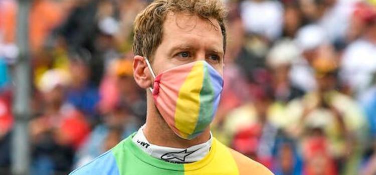 F1-piloten maken statement tegen anti-LGBT wet voor GP van Hongarije