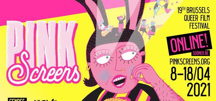 Pink Screens Festival gaat dit jaar volledig online