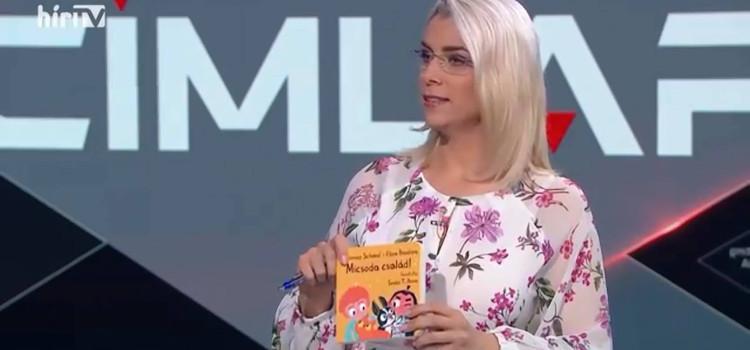 Hongaarse nieuwszender valt kinderboekjes met een regenboogfamilie aan