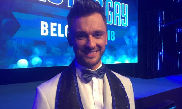 Bart Hesters is Mister Gay Belgium 2018