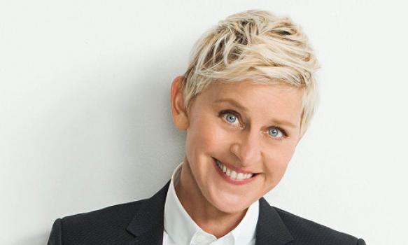 Eigen strip voor Ellen Degeneres