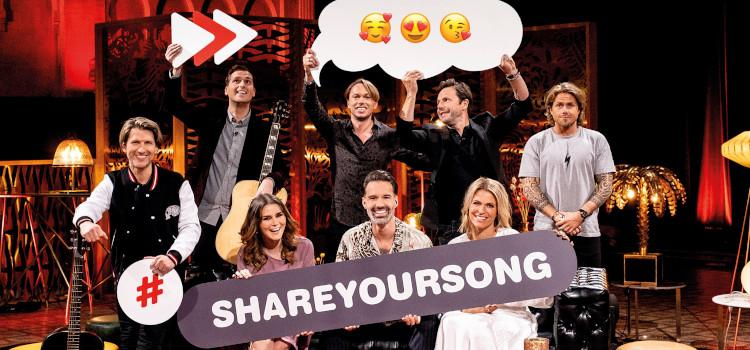Rode Neuzendag:  #ShareYourSong en steek jongeren ee...