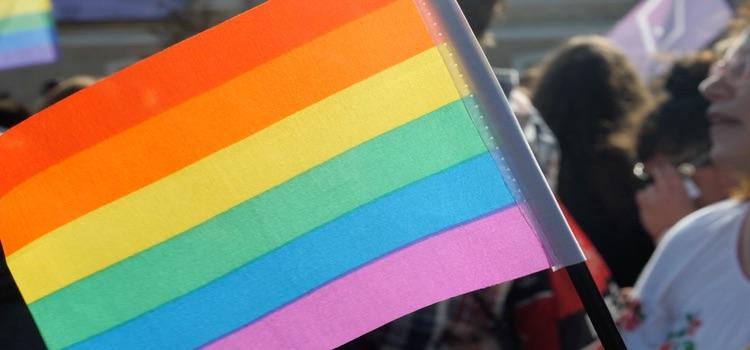 Tweehonderd activisten protesteren in Brussel tegen Poolse repressie van LGBTQ's
