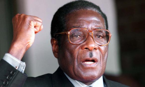 Mugabe:Liever geen geld dan LGBT-rechten in Zimbabwe