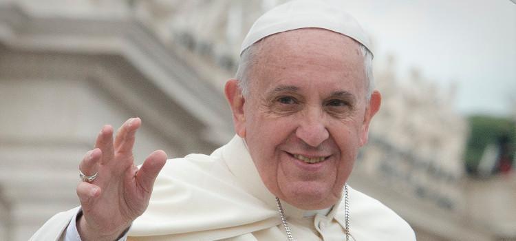Paus Franciscus voorstander van geregistreerd partne...