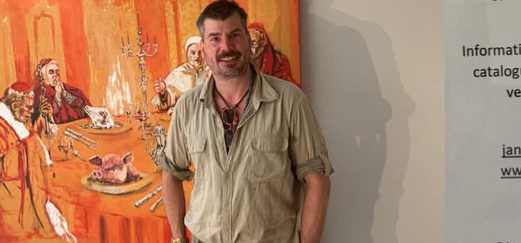 Jan Scheirs maakte portrettenreeks van pioniers van ...