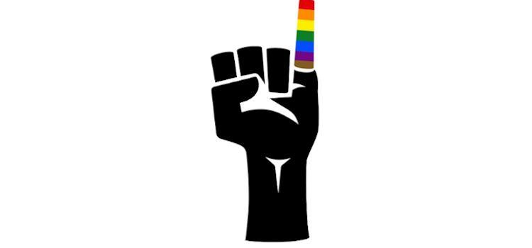 LGBTI's steken zaterdag hun vuist op tegen geweld