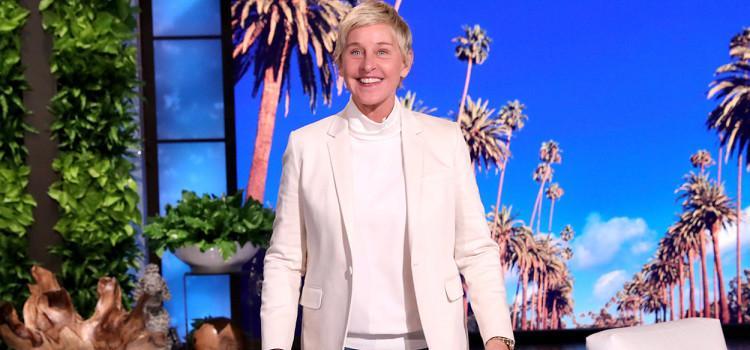 Ellen Degeneres biedt excuses aan bij start van nieuwe seizoen (+video)
