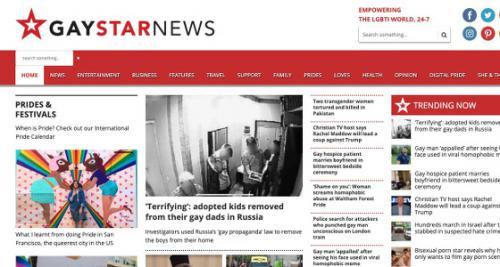 Britse LGBT-website houdt het voor bekeken  door Brexit en rainbowwashing
