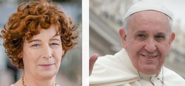 Petra De Sutter en Paus Franciscus genomineerd voor Media Award