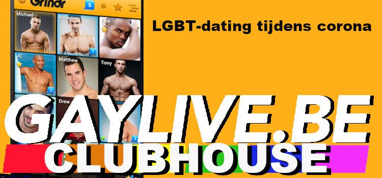Gaylive Clubhouse: LGBT-Dating tijdens corona