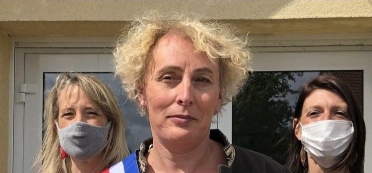 Voor het eerst een transgender burgemeester verkozen in Frankrijk
