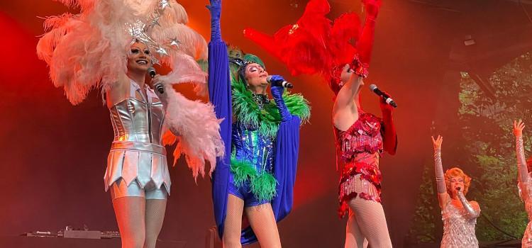 Antwerp Pride afgetrapt in Rivierenhof