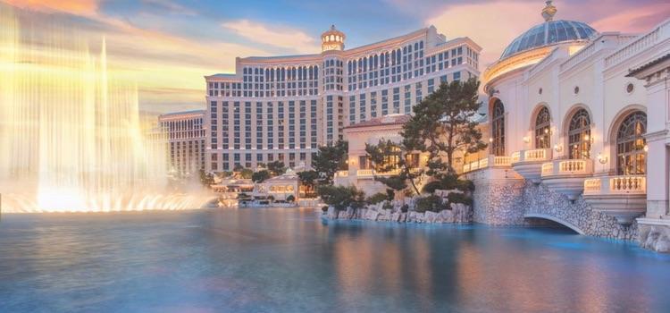 MGM Resorts in Las Vegas opent haar deuren