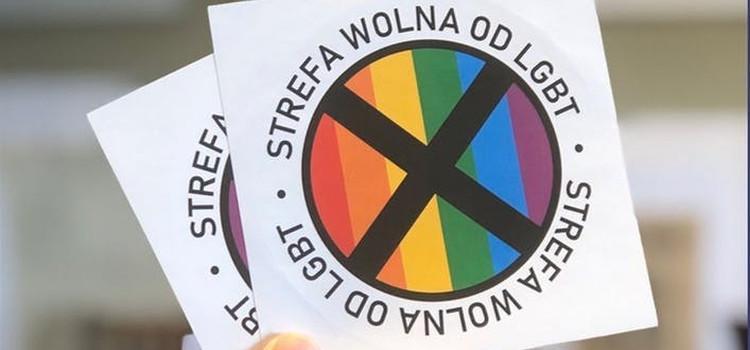 Poolse minister: Polen zou een grote LGBT-vrije zone moeten worden