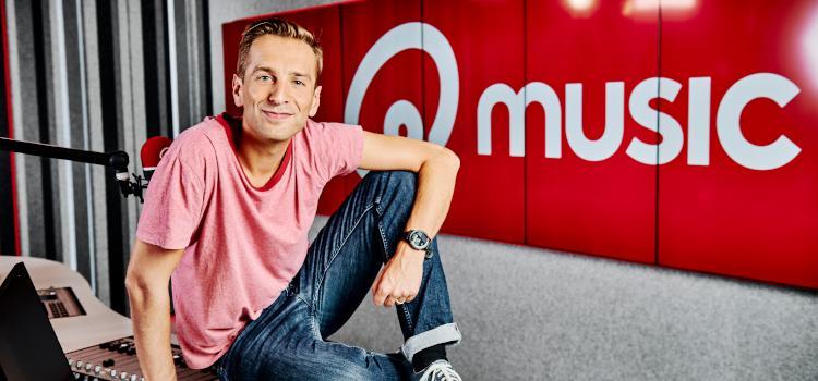 Sam De Bruyn neemt afscheid van Qmusic