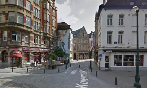 Brusselse homo-buurt tijdlang afgesloten voor anti-terreuractie