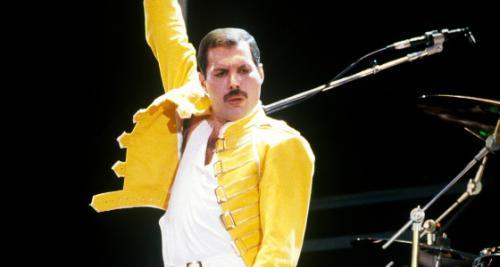 Freddie Mercury: Frontman van Queen (1946-1991)