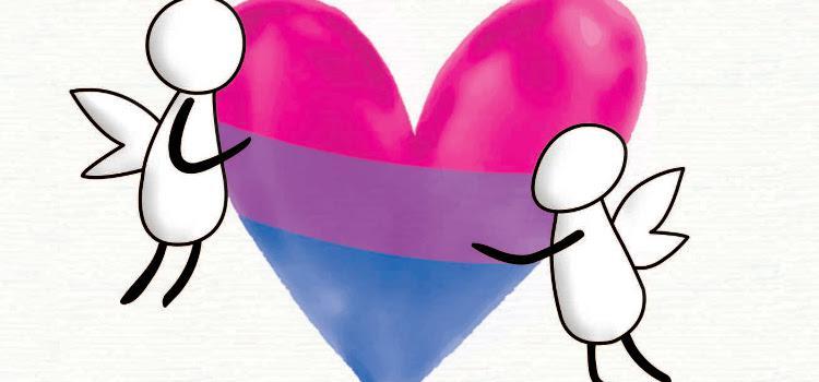 Valentijnsactie zet biseksualiteit in de kijker