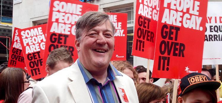 Voorlopig geen Stephen Fry bij Alleen Elvis blijft bestaan