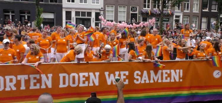 Gevangenisstraffen tot 17 jaar voor terreurgroepering die aanslag wilde plegen op Pride Amsterdam