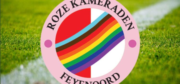 Homofobe Feyenoord-supporters vandaliseren sportclub van voorzitter LGBT-supportersgroep