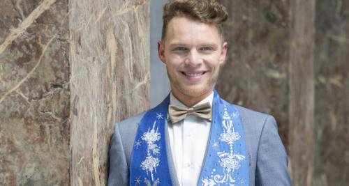 Mr Gay Belgium Matthias De Roover verkozen tot eerste Runner Up Mr Gay Europe 2019