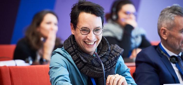 Fourat Ben Chikha aangesteld tot generale rapporteur voor LGBTI-rechten in de Raad van Europa
