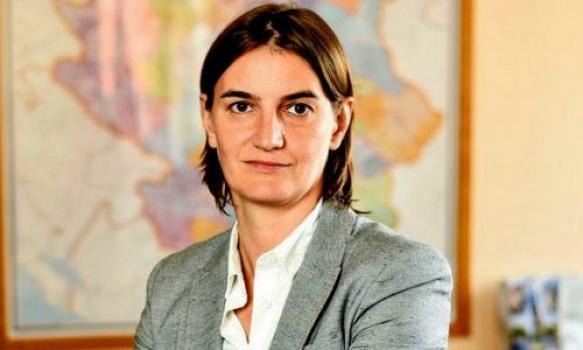 Servië krijgt voor de eerste keer een lesbische premier