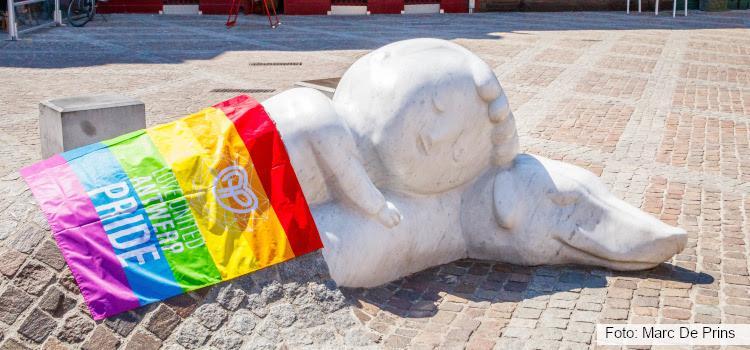 Antwerp Pride blikt terug op corona-editie