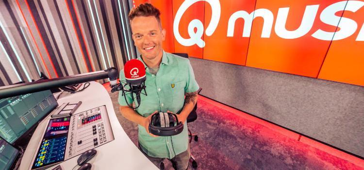 Tom De Cock gaat opnieuw radio maken bij QMusic